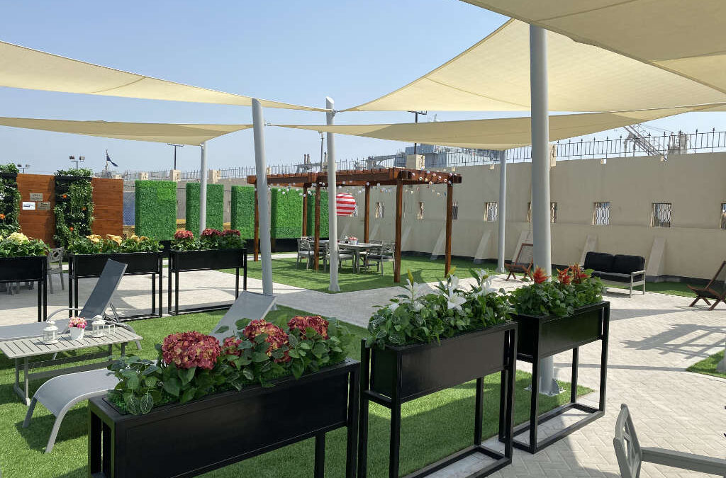 'Project Oasis' in Bahrain
