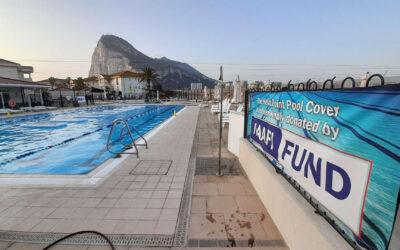 HELM Point Pool in Gibraltar